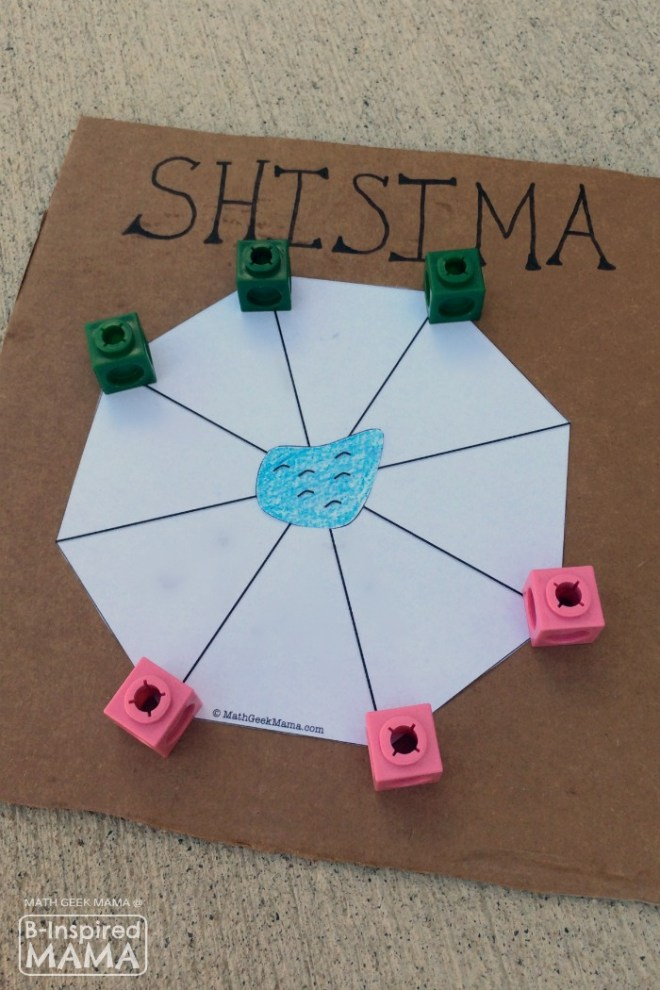 Shisima - An Fun & Cool Math Game from Kenya - at B-Inspired Mama