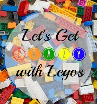 Creative LEGO Challenge Game