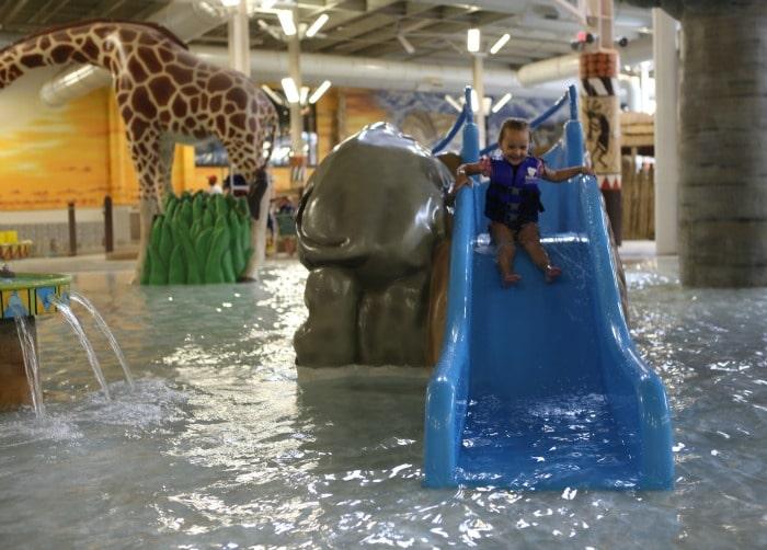 Indoor Water Parks and Why We Love Them - Kalahari 2 - B-Inspired Mama