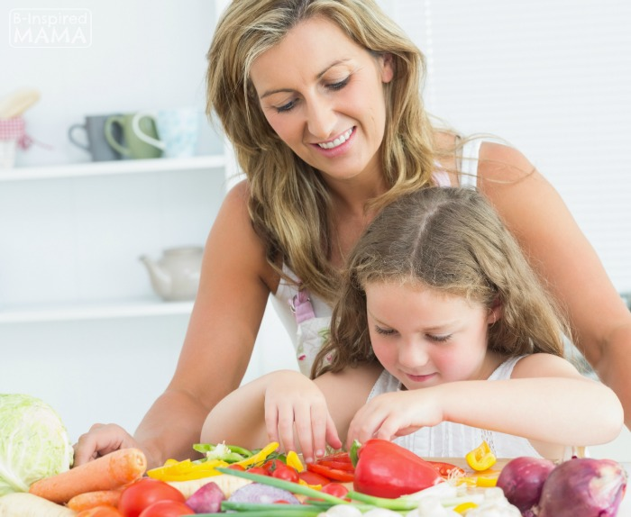 5 Simple Tips to Help With Your Picky Eater - B-Inspired Mama