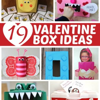 19 Creative Valentine Box Ideas for Kids