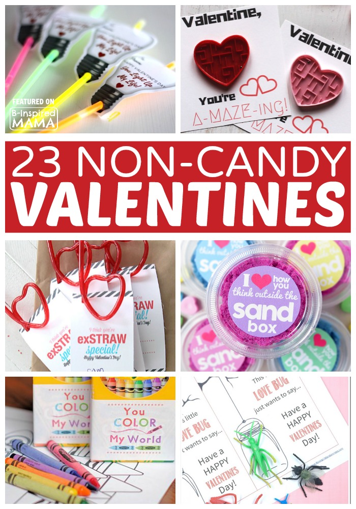 Großartig 23 Cute Non Candy Valentines For Kids   At B Inspired Mama
