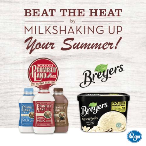 Beat the Heat and Milkshake Up Your Summer Giveaway + A Fun Rainbow Gummy Bear Milkshake Recipe at B-Inspired Mama