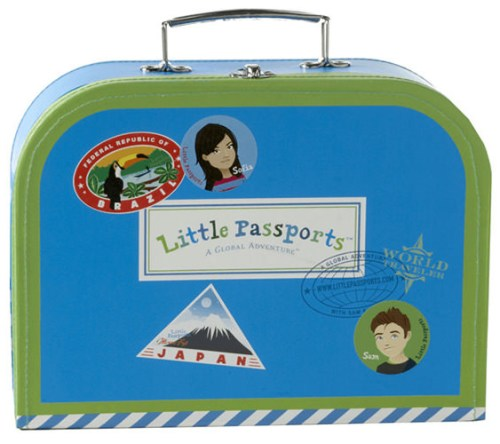 Little Passports Subscription Box for Kids + 9 MORE of the Best Subscription Boxes for Curious Kids