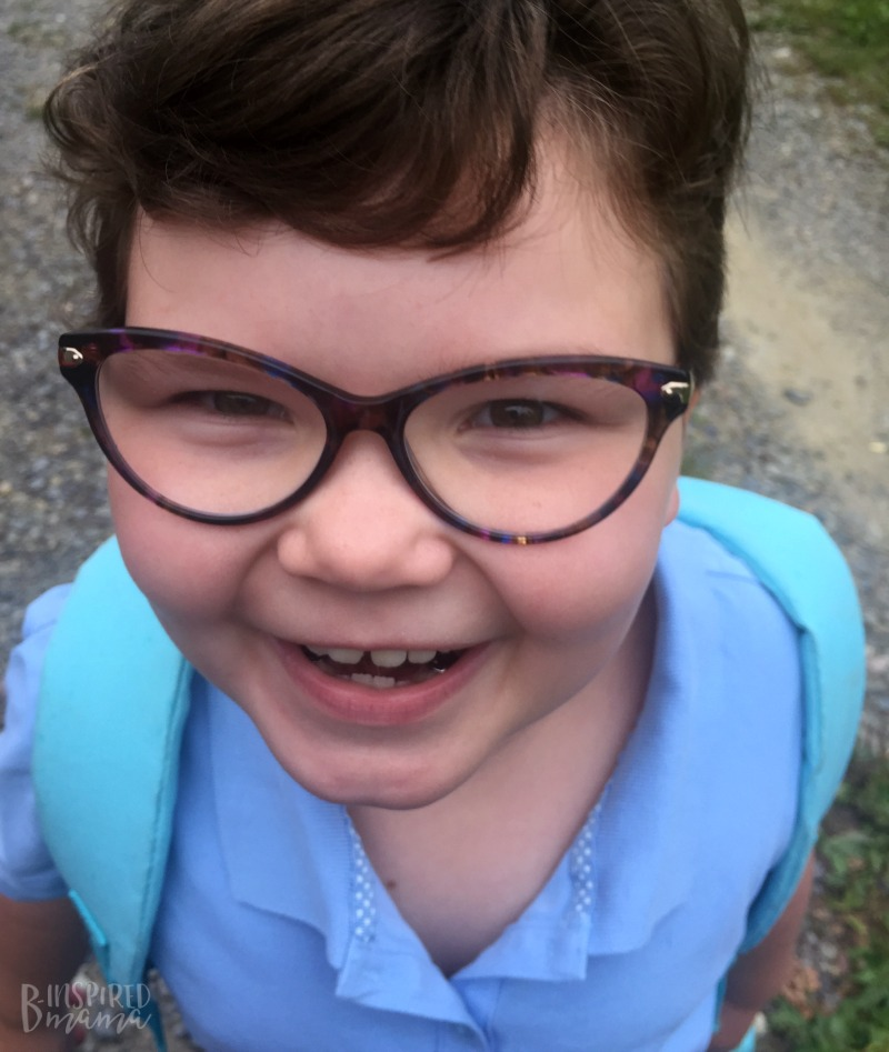 So Your Child Needs Glasses - 6 Tips and Tricks from a Seasoned Mama - at B-Inspired Mama
