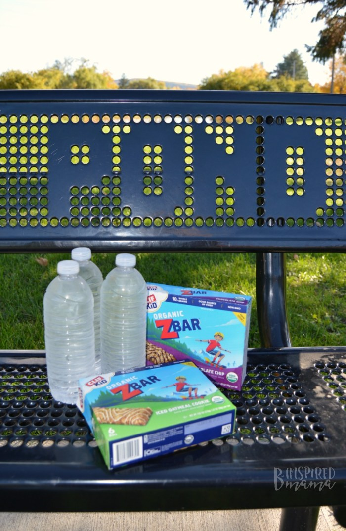 Fitting Play Dates into the Busy School Week + a Kids' Play Date Planner Printable - and taking our CLIF Kid Snacks on the road - at B-Inspired Mama