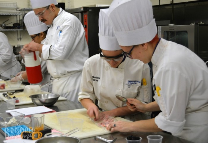 In Penn College's Modernist Kitchen Class + More Fun Food Science Experiments your kids will love