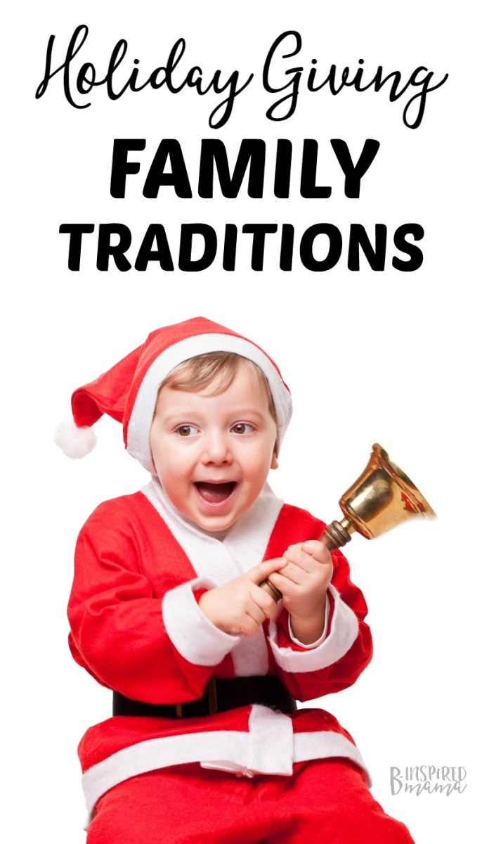 10 Meaningful Holiday Family Traditions that Give Back