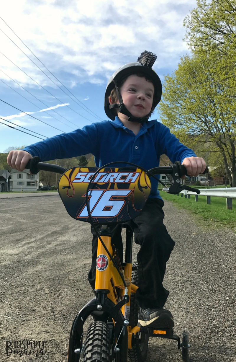 Kids Bike Bingo - Making Learning to Ride a Bike Fun