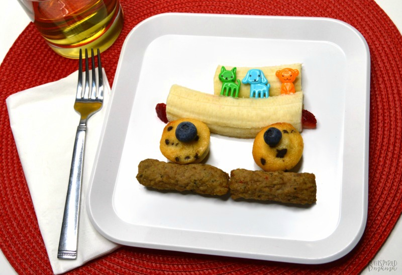 Seriously Cute Bus Themed Before School Breakfast your Kids will Love