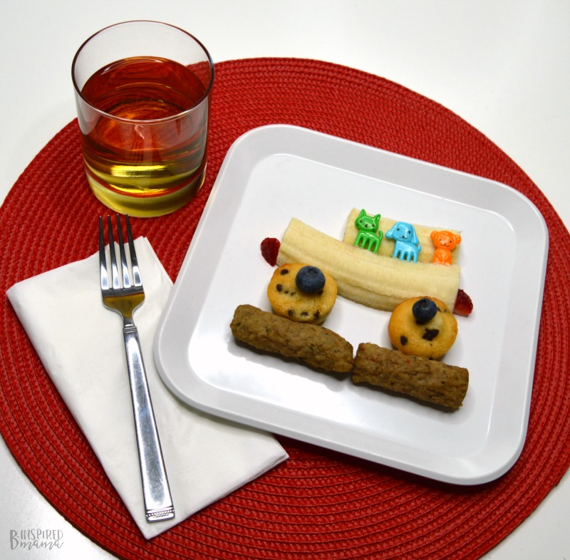 Seriously Cute and Easy Bus Themed Before School Breakfast for Kids - B-Inspired Mama