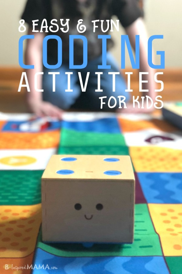 8 Super-easy And Crazy-fun Coding Activities Kids