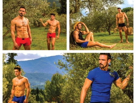 🇫🇷 Jess Vill & 🇫🇷  Tony by Lionel André for Modus Vivendi
