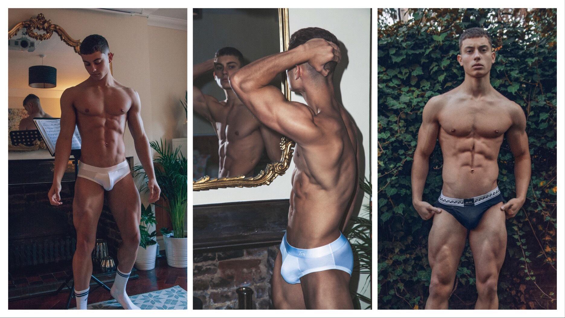 Jhonattan Burjack Nude 🇬🇧 ellis kanepantelis for coitus - bob magazine