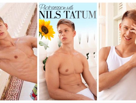 Nils Tatum for Freshmen
