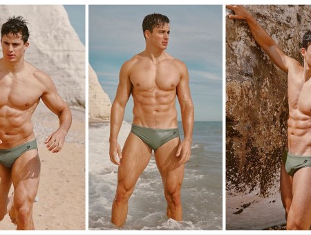 🇮🇹 Pietro Boselli by Ollie Ali for Petra design