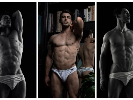 🇺🇸 Dominic Albano by Rick Day
