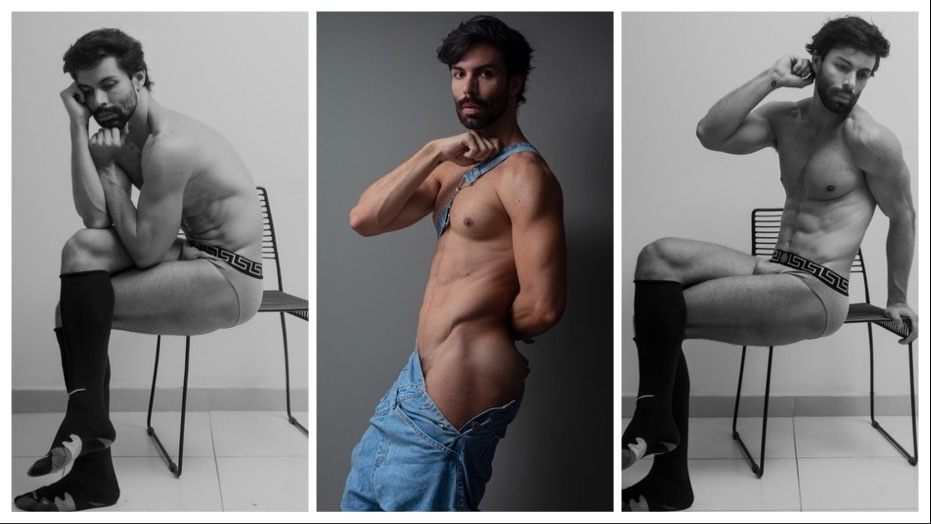 🇧🇷 Guilherme Acrizio by Beto Urbano