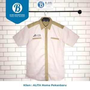 Kemeja Seragam PDH ALITA Home Pekanbaru