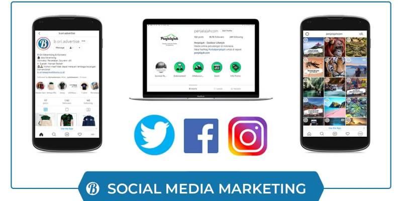 Social Media Marketing - B-ORI Advertising