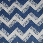 Closeup of quilting, rail fence on point