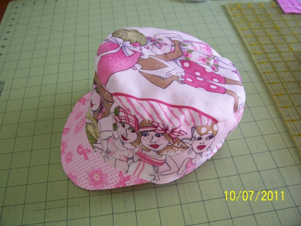 On The Mend Hat-2 (Custom)