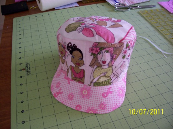 On The Mend Hat (Custom)