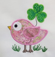 Happy St. Paddy's Free Embroidery Design