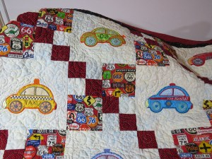 2016-06-07 Car Quilt for Holden