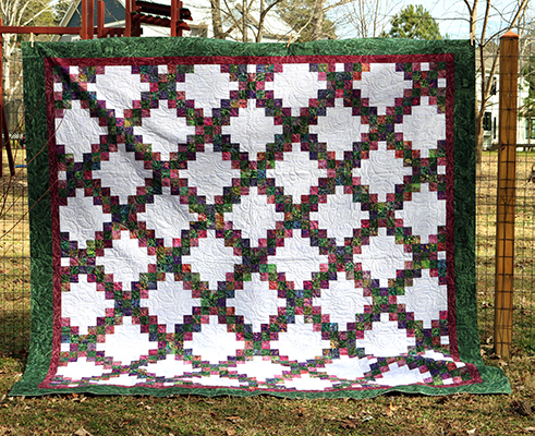 Quilt Finishes for January