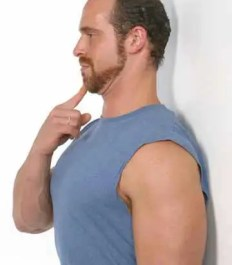 Stretch for neck pain