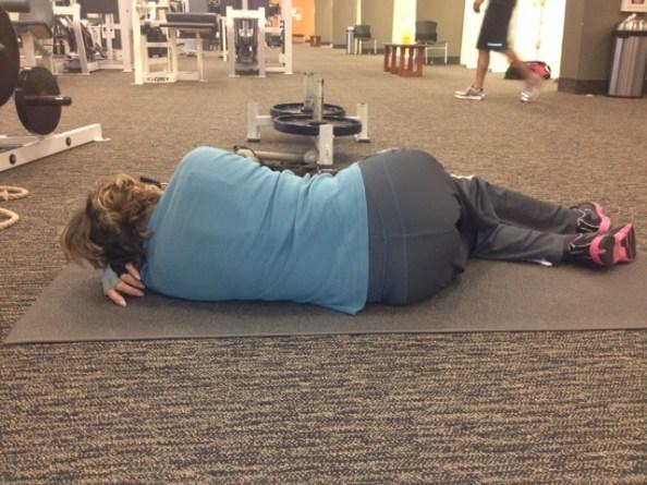 Diane sleep bad with pain sciatica