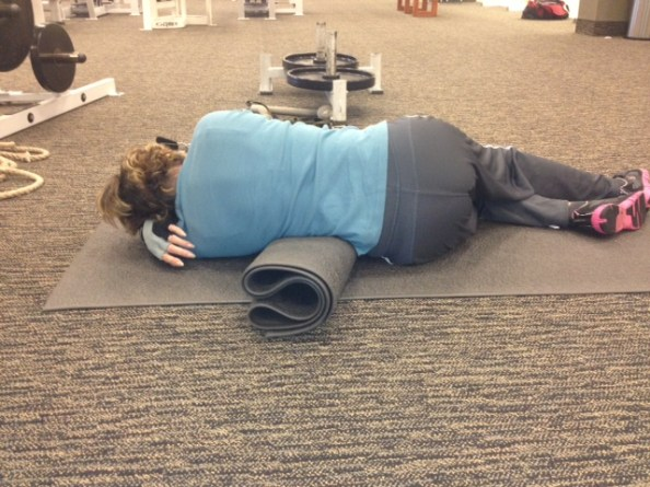 Diane sleep better less pain