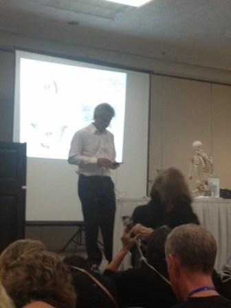 Tom Myers Presenting