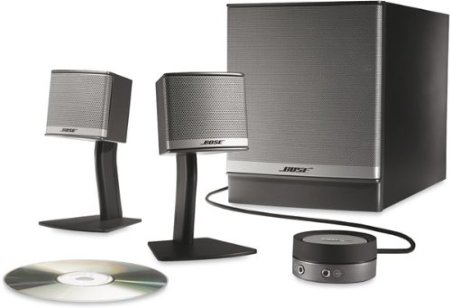 Bose speakers minis