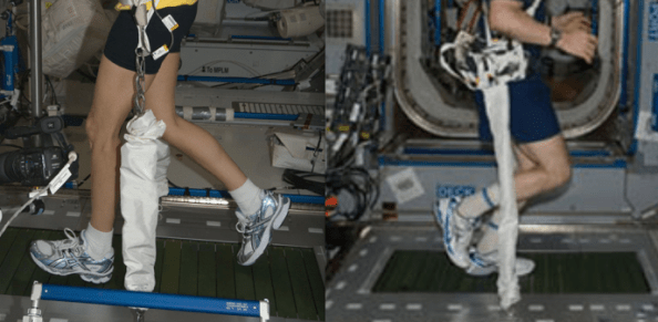 Astronaut shoes side by side 3