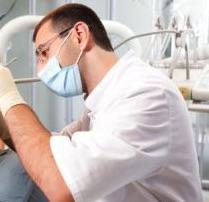 dentist working forward head posture cropped