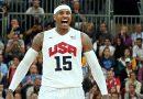 JO 2012 : Carmelo Anthony écoeura le Nigéria, 37 points en 14 minutes