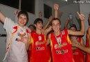 Ricky Rubio : au bord du quadruple-double en finale de l'Euro U16 2006