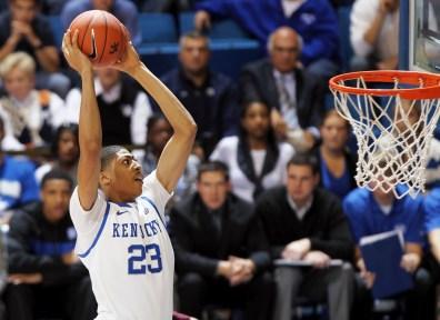 Anthony Davis dunke avec Kentucky (c) anthonydavis blogsport com