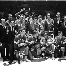 UCLA Champion NCAA en 1969 (c) uclabruins.com