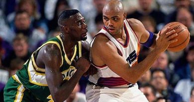 Playoffs 1993, Charles Barkley, son double-double titanesque