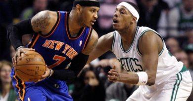 Playoffs 2011 : Carmelo Anthony, un double-double avec 42 points et 17 rebonds