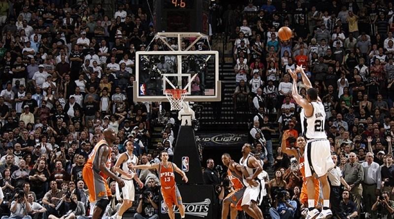 Playoffs 2008 : Tim Duncan, chauffé à bloc face aux Suns