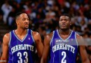Playoffs 1993 : le duo brillant des Hornets Alonzo Mourning – Larry Johnson face aux Knicks
