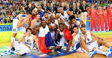 Eurobasket 2013 : la France sur le toit de l'Europe, une victoire finale qui vaut de l'or