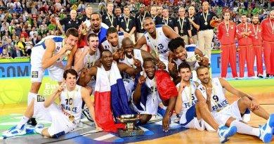 Eurobasket 2013 : la France sur le toit de l'Europe, une victoire finale qui vaut de l'or