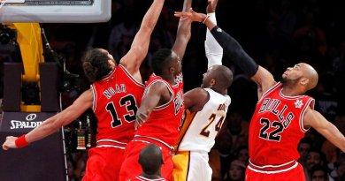 Christmas Games 2011 : Derrick Rose et Luol Deng décisifs face aux Lakers
