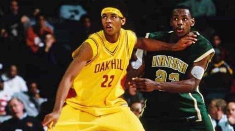 Lebron James : son duel de scoreur face à Carmelo Anthony au lycée en 2002