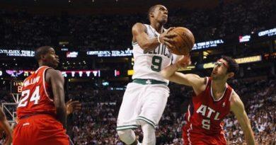 Playoffs 2012 : Rajon Rondo lâche 17 points, 14 rebonds et 12 passes, les Celtics prennent l'avantage face aux Hawks